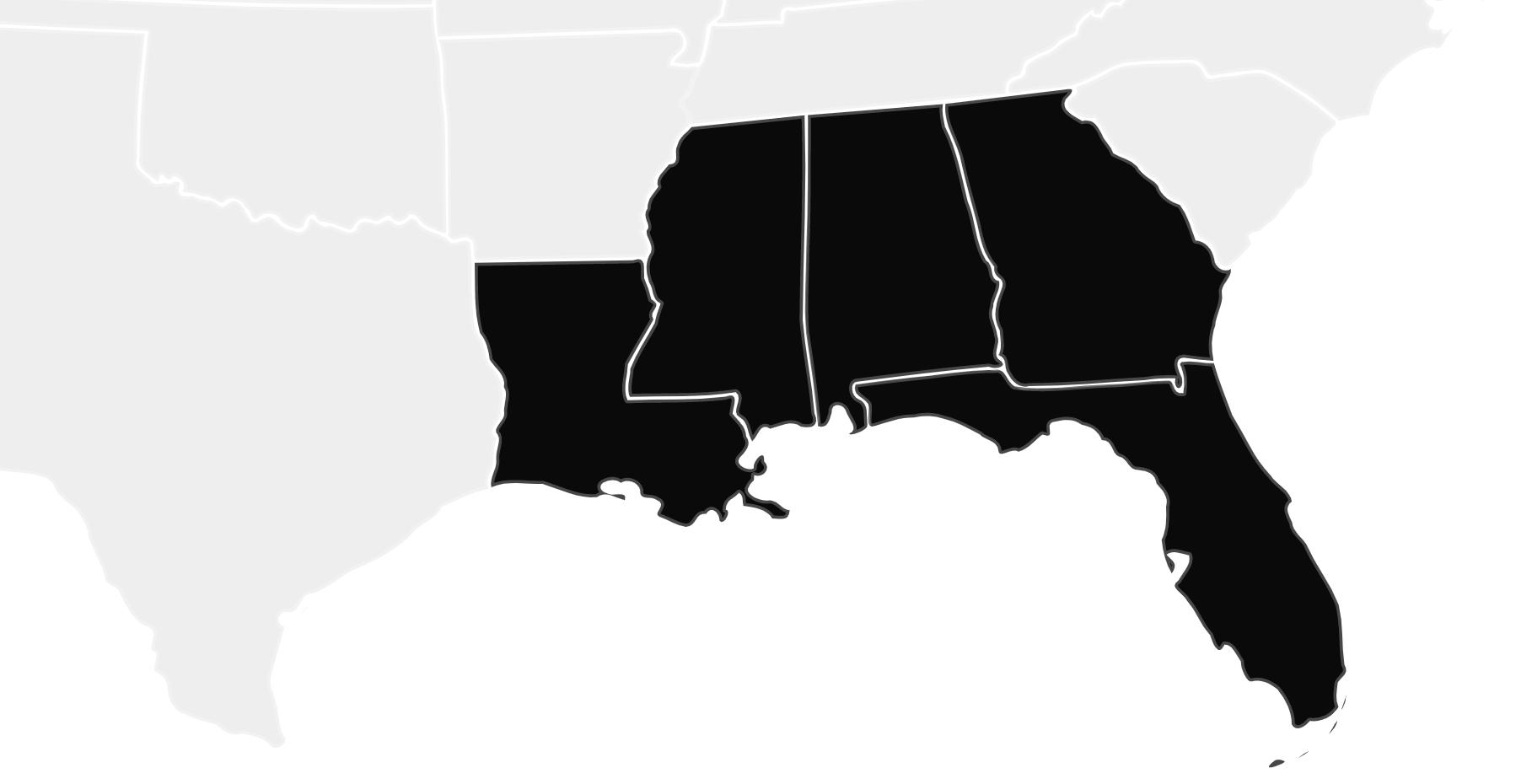 PCGA Members Map